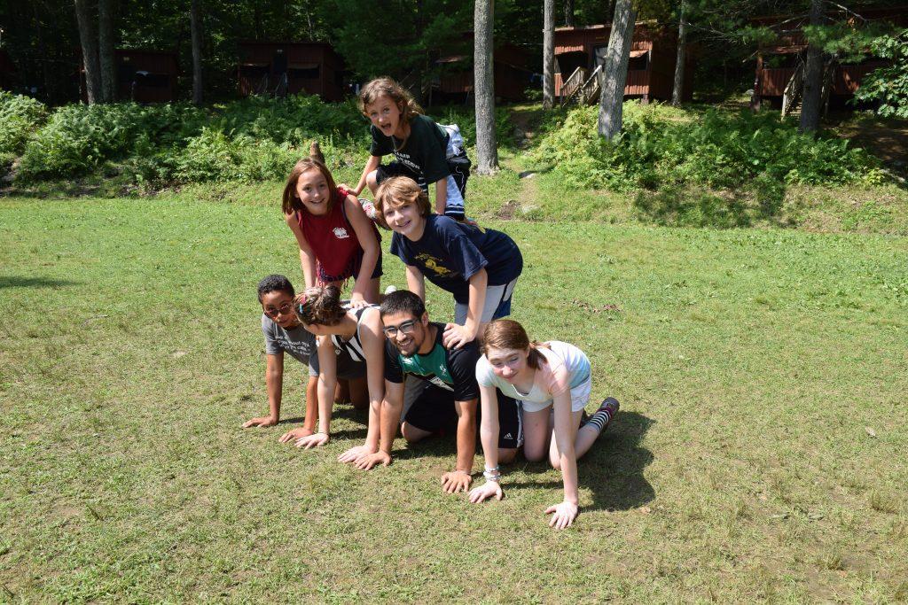 Camper Pyramid